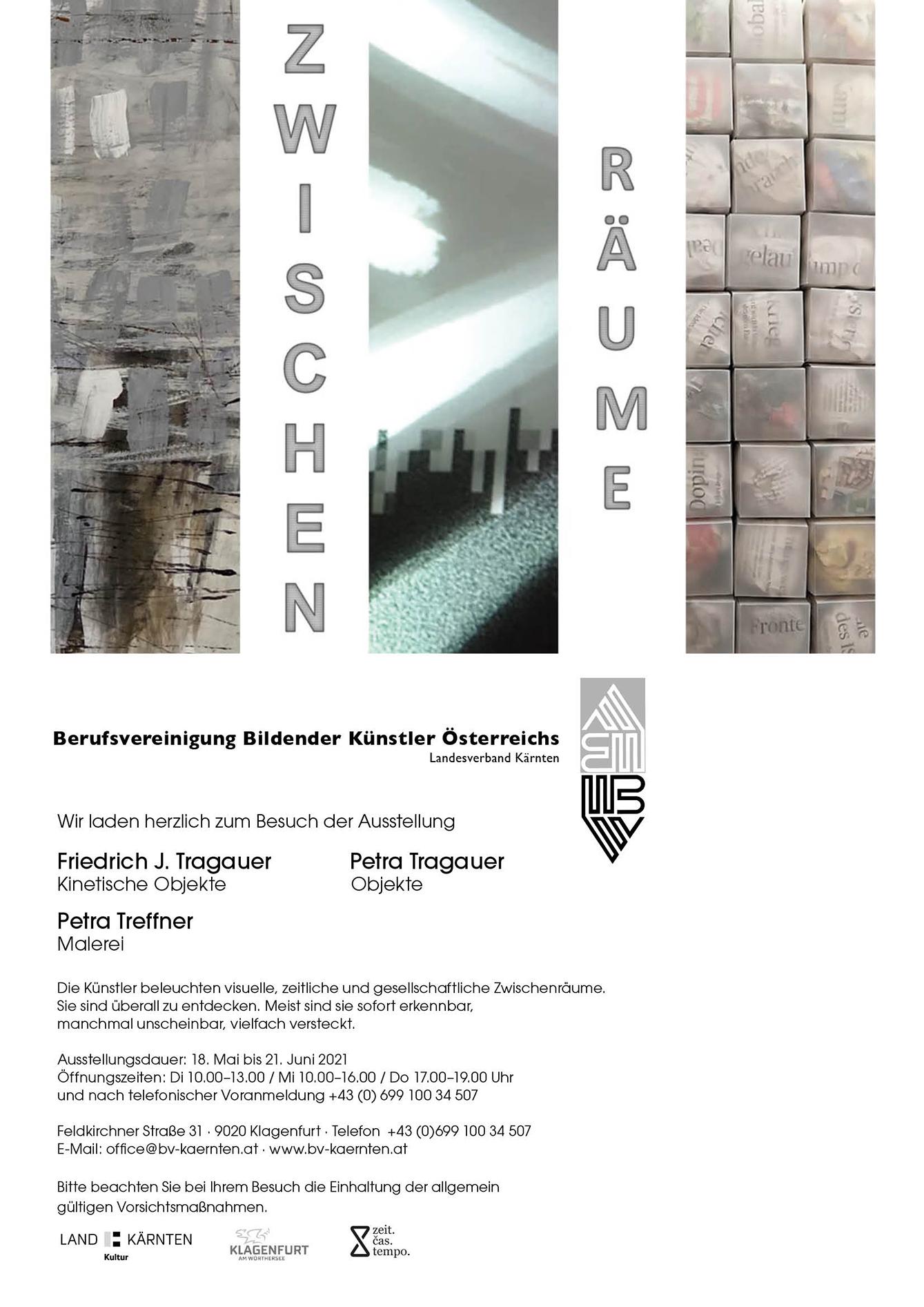Ausstellung: ZWISCHENRÄUME