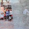 plaudern Fotoübermalung Petra Tragauer